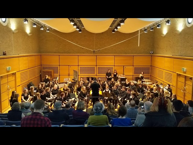 Blowsoc Concert Band: English Folk Songs Suite