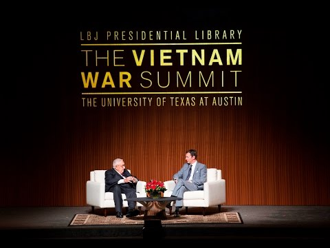 The Vietnam War Summit: An Evening with Henry Kissinger [Day 1]