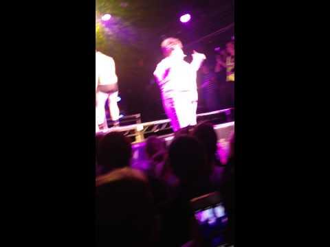 Jiggly Caliente Missy Elliot Performance, Heaven Club London, Sept. 25