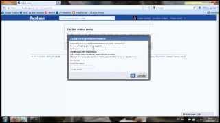 Excluir conta do facebook definitivamente