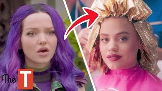 What Nobody Realized About Audrey, Dizzy, Jay and Jane In Descendants 3