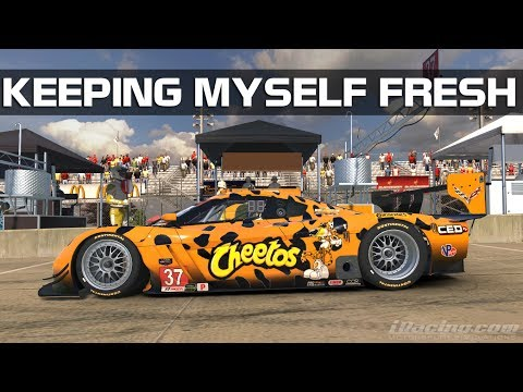 iRacing - Keeping Myself Fresh (IMSA @ Watkins Glen)