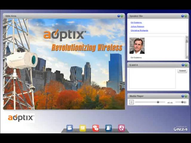 AOptix Fierce Webinar ShortVersion