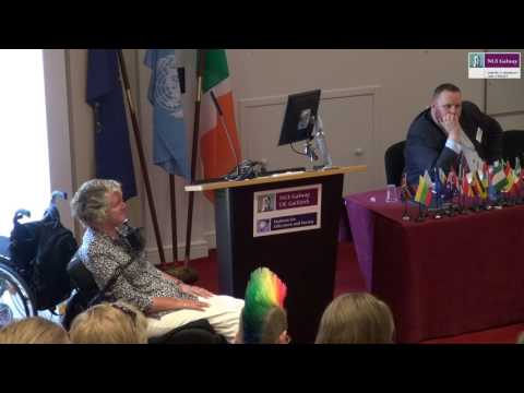 CDLP Summer School 2017: Rosemary Kayess - Introduction to the UN Convention