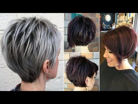 Short Womens Hairstyles and Haircuts & Haircut Short Video