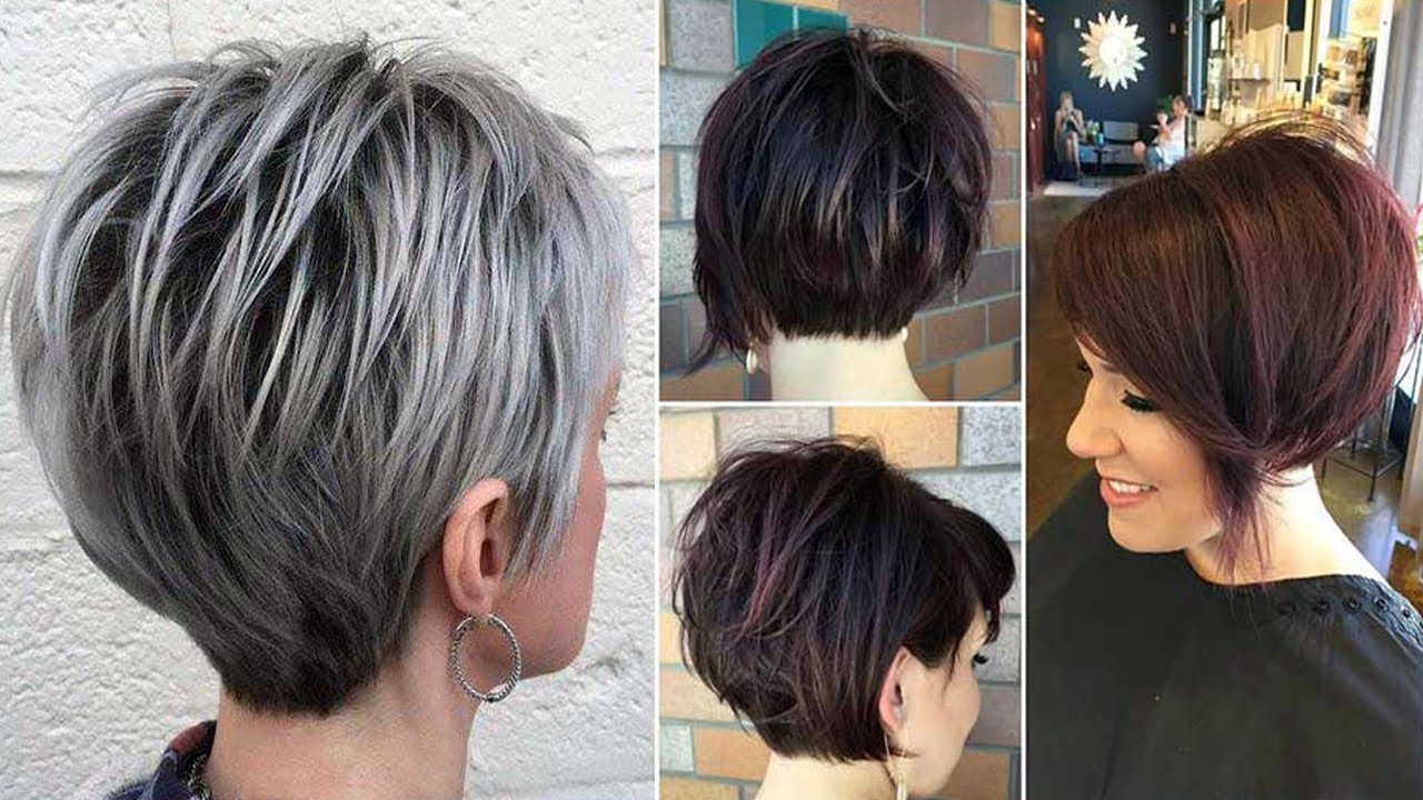 Newest Short Haircuts for Women Short