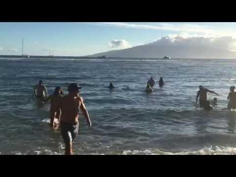 Celebration of Life for Luke Ellis from his Maui Ohana