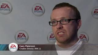 FIFA 11 - Introducing Pro Passing