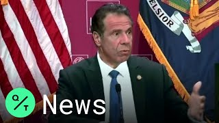 "Cuomo on George Floyd's Death and Police Brutality Protests: ""I Stand With the Protesters"""