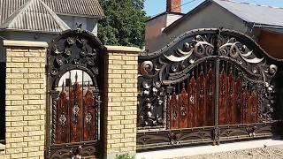 Бизнес в гараже кованые ворота(, 2016-12-13T20:20:46.000Z)