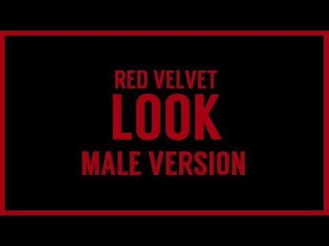 [MALE VERSION] Red Velvet - Look