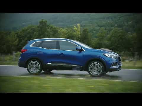 New Renault KADJAR - Dynamic shots