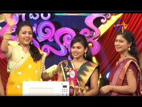 Star Mahila | 26th April 2017 | Full Episode | ETV Telugu
