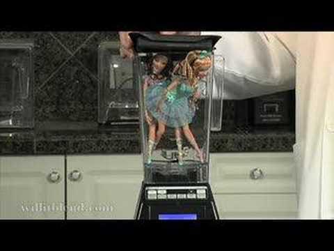 Will It Blend? - 2 Dancing Princesses