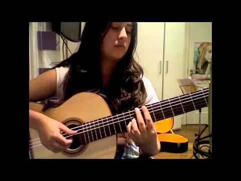 Michelle By The Beatles- Arranged for classical guitar