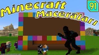 JOKER'DEN EFSANE KURTADAM ŞAKASI (Minecraft Maceraları 91. Bölüm)