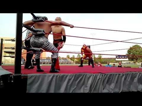 Latin American wrestling @ Lawrence, Pro Wrestling