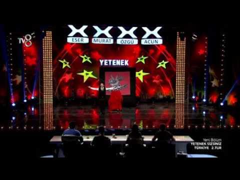 Mehmet Dindarın Yetenek Sizsiniz Yarışmasının 2 turundan Elendiği Bölüm (Mutlaka İzle)