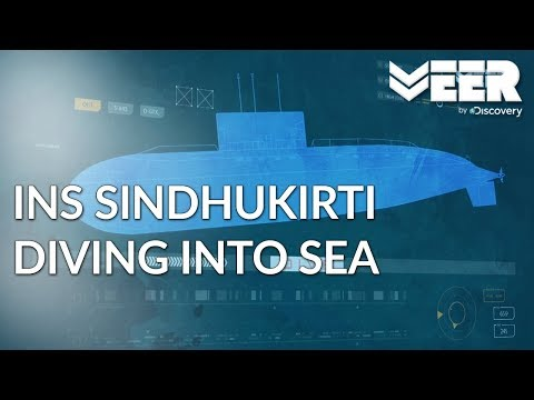 Indian Submariners E4P2 - INS Sindhukirti Diving in Deep Sea | Breaking Point | Veer by Discovery