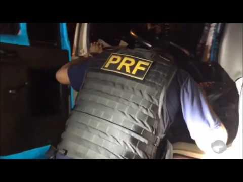 Caminhoneiro é preso com comprimidos de arrebite