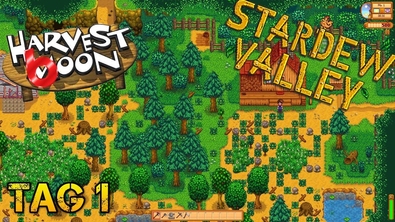 Stardew Valley Mods Deutsch