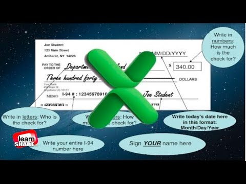 Print Bank Checks in Microsoft Excel