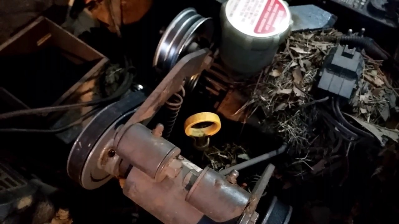 Walker Mower Carburetor Diagram Wiring Source Harness Squealing Lacking Ground Speed And Blade Power Youtube Rh Com Briggs Stratton Adjustment