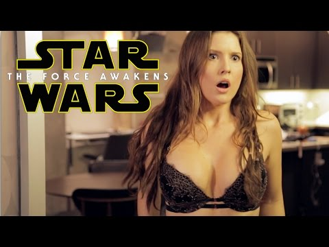 Ladies of Science Fantasy: PRINCESS LEIA (Star Wars) from YouTube · Duration:  5 minutes 49 seconds