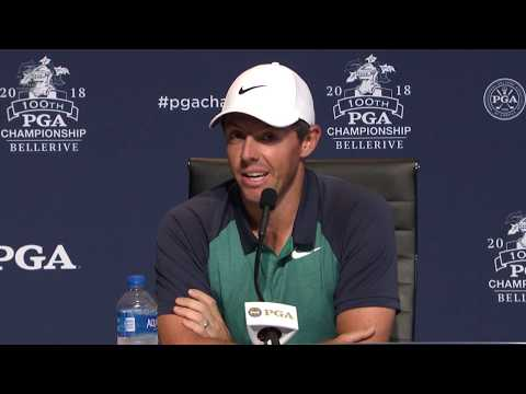 Rory McIlroy: Full PGA Championship press conference
