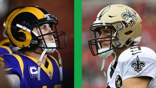 New Orleans #Saints vs Los Angeles #Rams | Live Stream | NFL Football