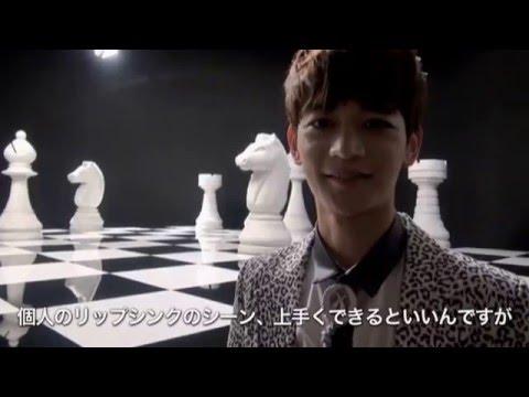 SHINee - Everybody Jap-MV SHOOTING SKETCH
