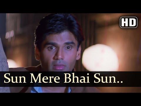 Sun Mere Bhai Sun - Saif Ali Khan - Sunil Shetty - Hum Se Badhkar Kaun - Bollywood Songs