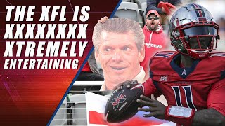 Why the XFL is Already A Success & Better Than AAF