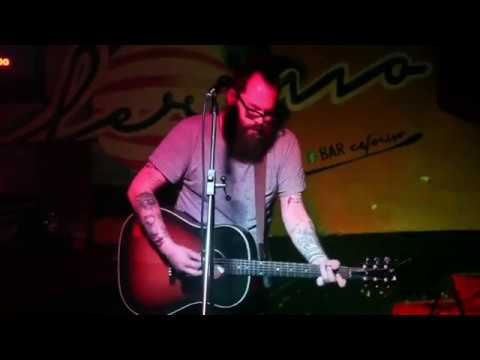 John Allen - Mr Jones // Counting Crows Cover (Live in Barcelona)