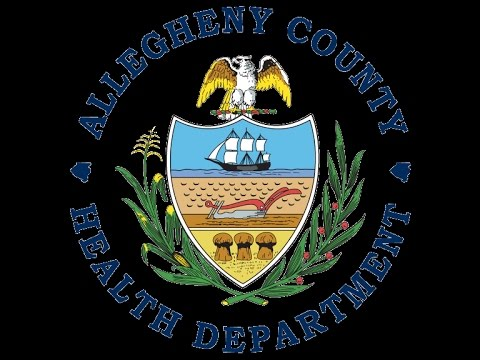 Allegheny County Health Department Press Conference on Lead Data and Actions