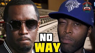 Black Robs Manager Comes Clean About Diddy & Why Black Rob Doesn't Own His Publishing or Masters!