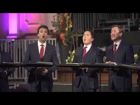 The King's Singers - Little David Play On Your Harp (Trad. American Spiritual, Arr. Keith Roberts)