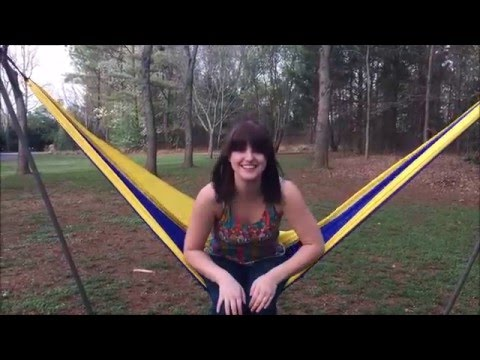 The Ultimate Hammock Stand Youtube