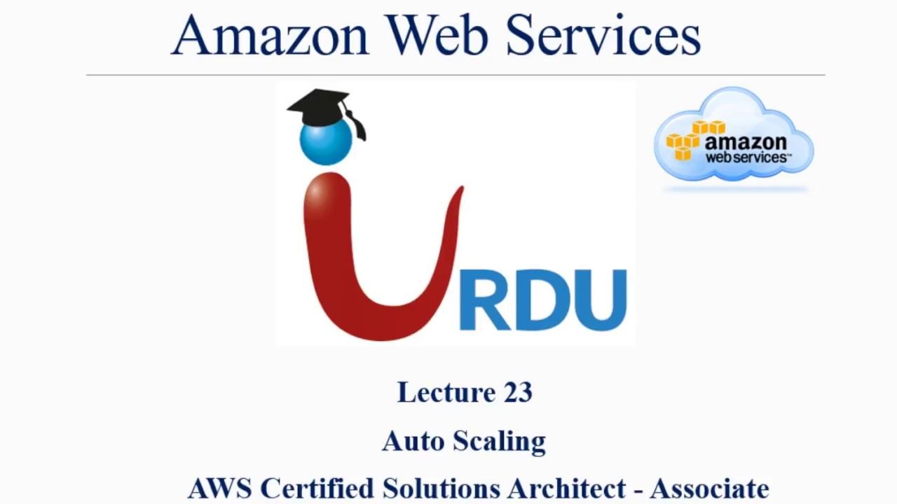 AWS CSA Associate Lecture 23 | Urdu IT Academy