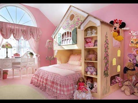 Ideas para decorar cuartos para ni as cuartos muy - Habitaciones pequenas para ninas ...