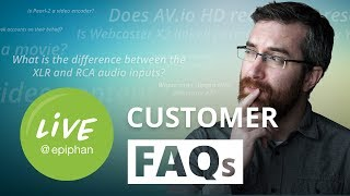 Customer FAQs: Your questions answered!