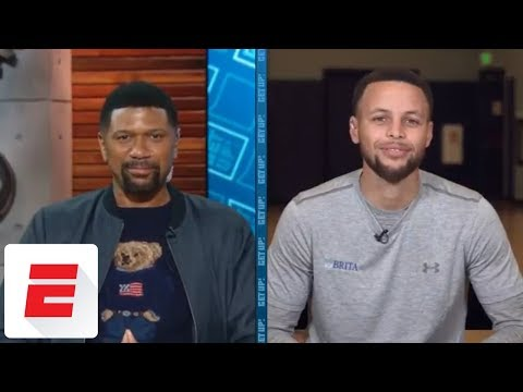 Steph Curry goes one-on-one with Jalen Rose   Get Up!   ESPN