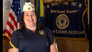 I Am The American Legion: Marri Krupco