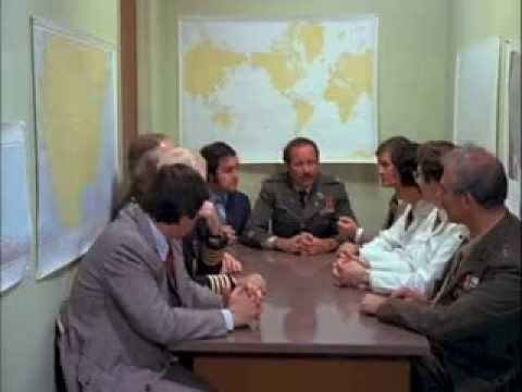 Attack Of The Killer Tomatoes Conference Room Scene