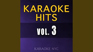I Gotta Feeling (Originally Performed By Black Eyed Peas) (Karaoke Version)