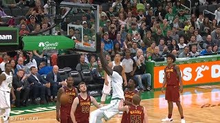 Tacko Fall Preseason Highlights vs Cleveland Cavaliers (4 pts, 2 reb, 2 ast)