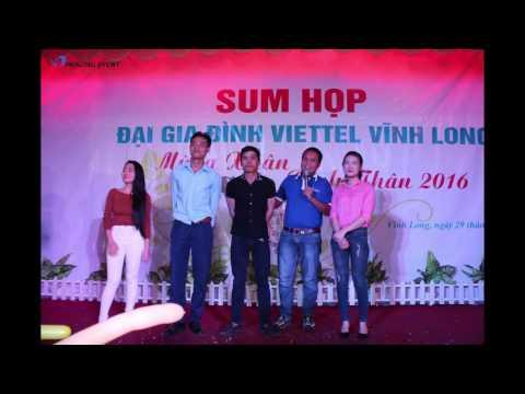 Du Lịch Thám Hiểm Mekong – Mekong Event: Gala Dinner Viettel Vĩnh Long