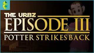 POTTER STRIKES BACK | The Urbz: Sims in the City - Part 3