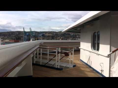 Acces to secret door deck 6- Carnival Sunshine june 2013