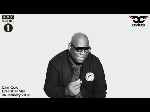 Carl Cox BBC Radio 1 - Essential Mix January 6 2018